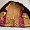 Burgundy Corduroy Jacket with Silk & Harris Tweed Lining View
