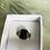 Thumbnail: Black Onyx & Marquisette Silver Ring