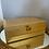 Thumbnail: Vintage Jewellery Box - Light Tan