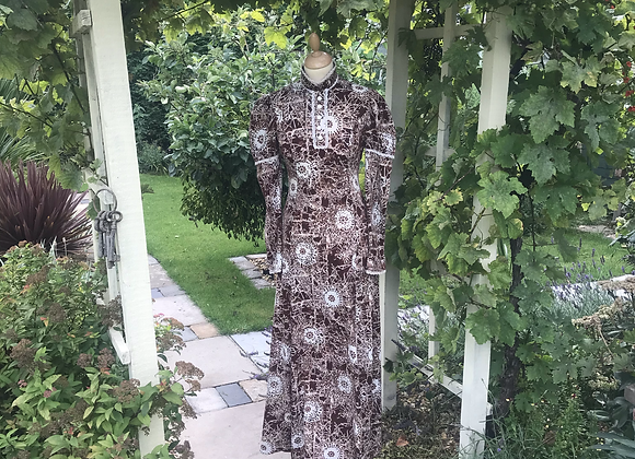 1970's Maxi Dress by Jean Varon