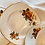 Thumbnail: Four Trios Bone China by Royal Vale