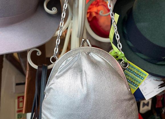 Mini Silver Bag