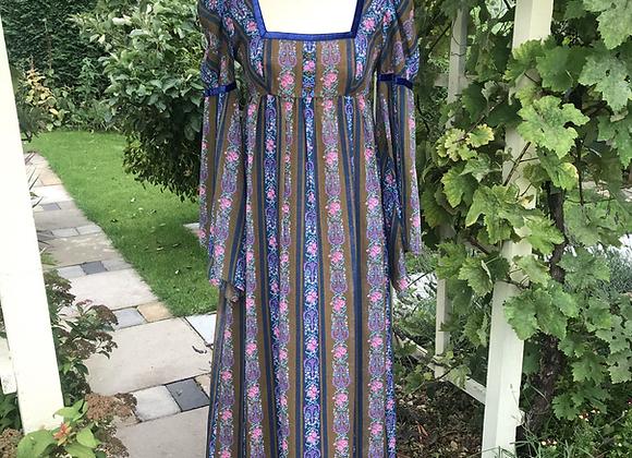 Regency Style Maxi Dress