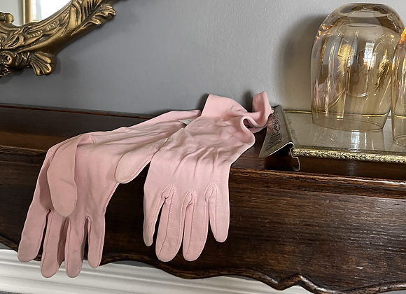Rose Pink 3/4 Gloves