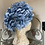 Thumbnail: 1960s Baby Blue Petal Hat