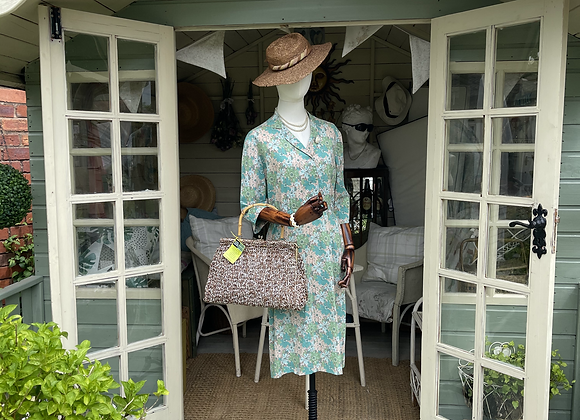 1940s Inspired Day Dress