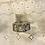 Thumbnail: Fluted Edged Diamanté Ring