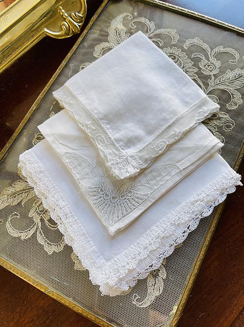 Vintage Handkerchief Pack