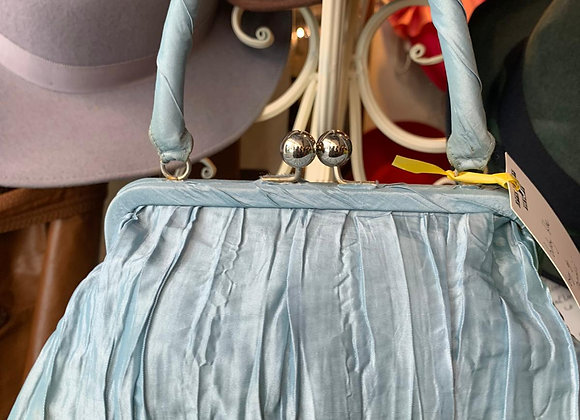 Baby Blue Frame Bag