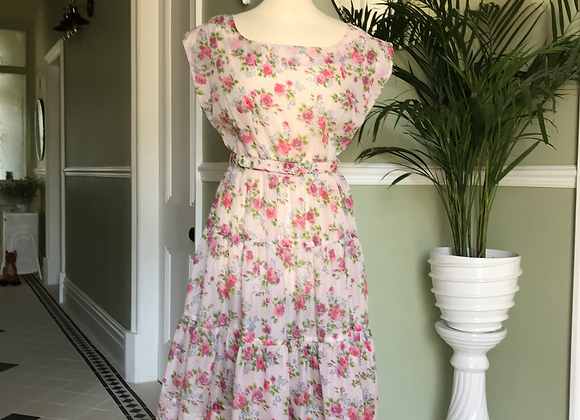 1940's Party Dress