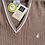 Thumbnail: Taupe Sleeveless Slipover