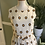 Thumbnail: Cream Print 1970s Maxi Dress