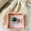Thumbnail: Adjustable Green Stone Ring