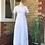 Thumbnail: 1970s Laura Ashley White Cotton Dress