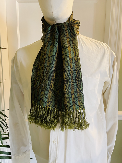 Tootal Fringed Scarf