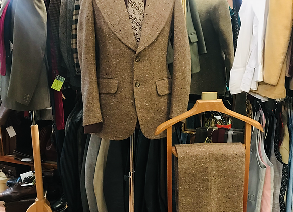 1970s Tweed Suit (with Flares)