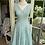 Thumbnail: Eau de nil Lace Fit and Flare 1950s Dress