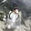 Thumbnail: Deep Pink Filagree Set Silver Ring
