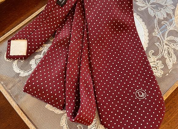 Silk Neck Tie for Harrods