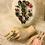Thumbnail: Adjustable Polished Stone Ring