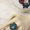Thumbnail: Adjustable Blue and Pink Diamanté Ring