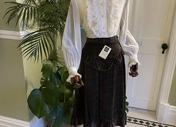 Mary Quant Velvet Skirt