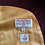 Burgundy Corduroy Jacket with Silk & Harris Tweed Front Label