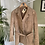 Thumbnail: Light Brown Corduroy Jacket