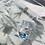 Thumbnail: Blue Gem Stone & Silver Ring
