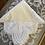 Thumbnail: Vintage Lace Handkerchief -Scalloped