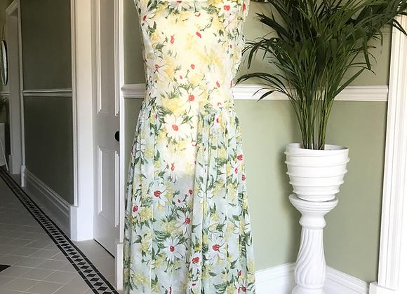 1940s Lightweight  Dress