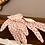 Thumbnail: Sheer Print Gloves