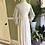 Thumbnail: Cream Viyella & Lace Maxi dress