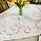 Thumbnail: Vintage Linen Table Cloth