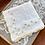 Thumbnail: Vintage Lace Handkerchief - Daisy Daisy