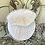 Thumbnail: White Pill Box Hat with Veiling