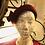 Thumbnail: Burgundy Red Wool Moulded Felt Hat