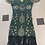 Thumbnail: 1920s Style Fringed Green Sequinned Dress