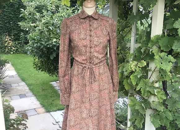 Liberty Print Dress by Fine Feathers