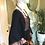 Thumbnail: Maxi Dress with Kimono Sleeves