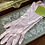 Thumbnail: Rose Pink 3/4 Gloves