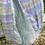1950s Lilac and Yellow Tea Dress & Petticoat Skirts and Petticoat