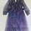 Thumbnail: Chiffon Print  Dress 1970s