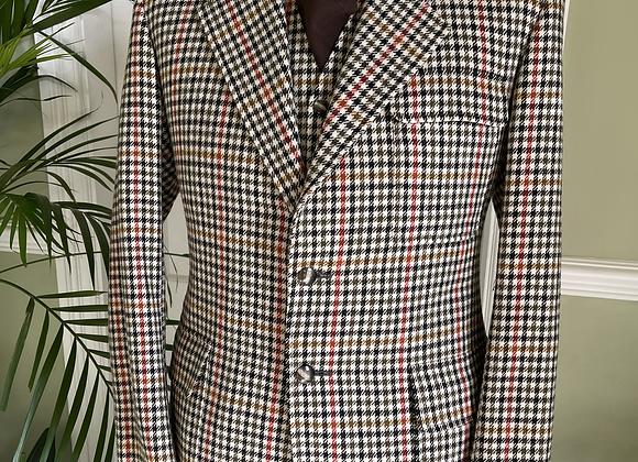 1970s Three Piece Tweed Suit