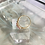 Thumbnail: Rose Gem Stones Gold Ring