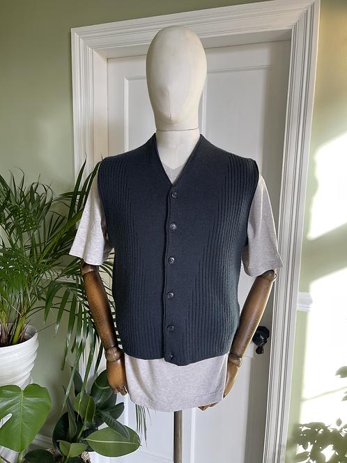 Wool Mix Waistcoat