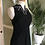 Thumbnail: 1960s Crepe Midi Dress with Pearls