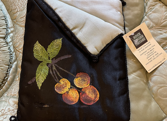 Padded Silk Handkerchief Case