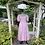 Thumbnail: 80s Pastel Pink Laura Ashley Tea Dress
