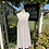 1970s A Line Summer  Dress Front View
